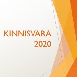 Kinnisvaraseminar 2020- Tegijatelt tegijatele
